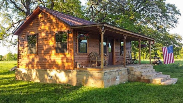 Small Cabin Kits For Sale In Texas