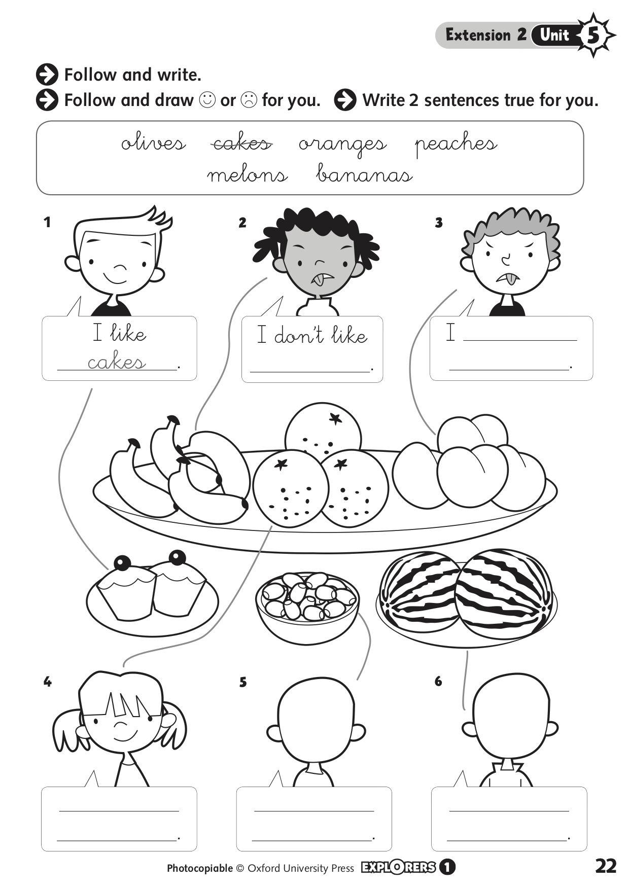 Vocabulary Show And Text Ingles Para Preescolar Material Escolar En Ingles Ensenanza De Ingles