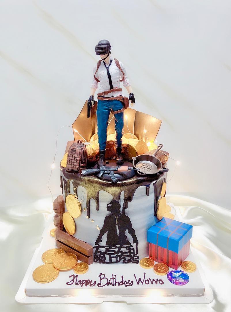 Pubg Money Pulling Cake Cake Designs For Boy Boy Birthday Cake Cake Designs Birthday