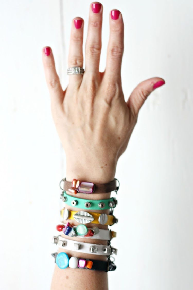 You\'ve never seen popsicle stick bracelets like these! Learn how ...