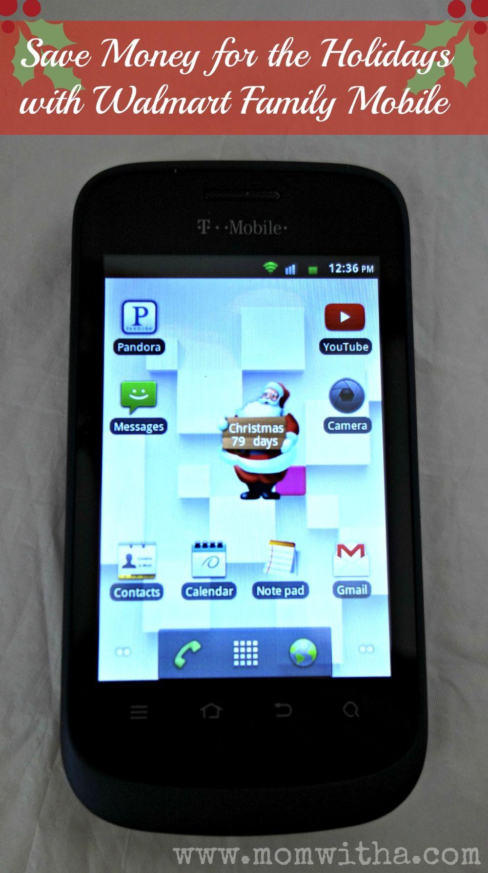 Save Money with Walmart Family Mobile FamilyMobileSaves