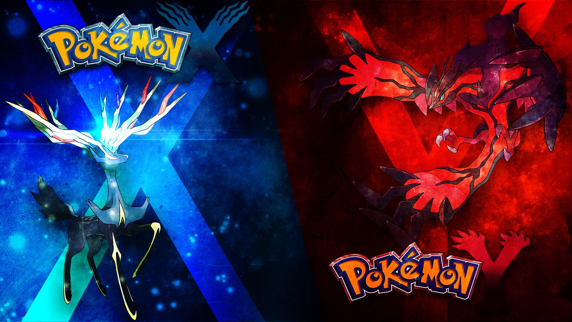 Pokemon X And Y Backrounds Pokemon X Y Wallpaper By Darkigfx Fan