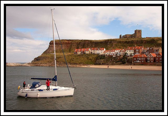Sailing into Whitby  http://turksail.com.tr