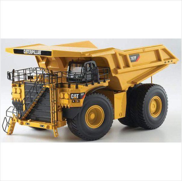 Norscot Caterpillar 797F Mining Truck Diecast Construction