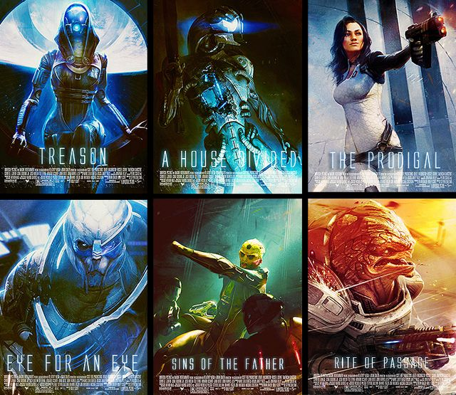 mass effect 2 s epic characters get