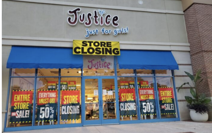 Justice Just For Girls Is Filing For Bankruptcy And Is Closing More Than 600 Stores Justice Las Vegas Blvd Justice Store