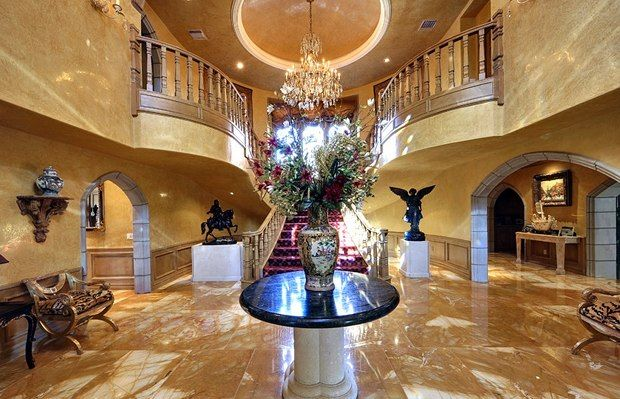 Luxury home interior designs