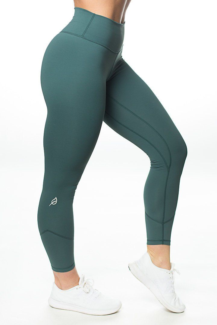 c2be17b209b75 The Alainah Allure Legging - Forest Green | Wishlist | Workout wear ...
