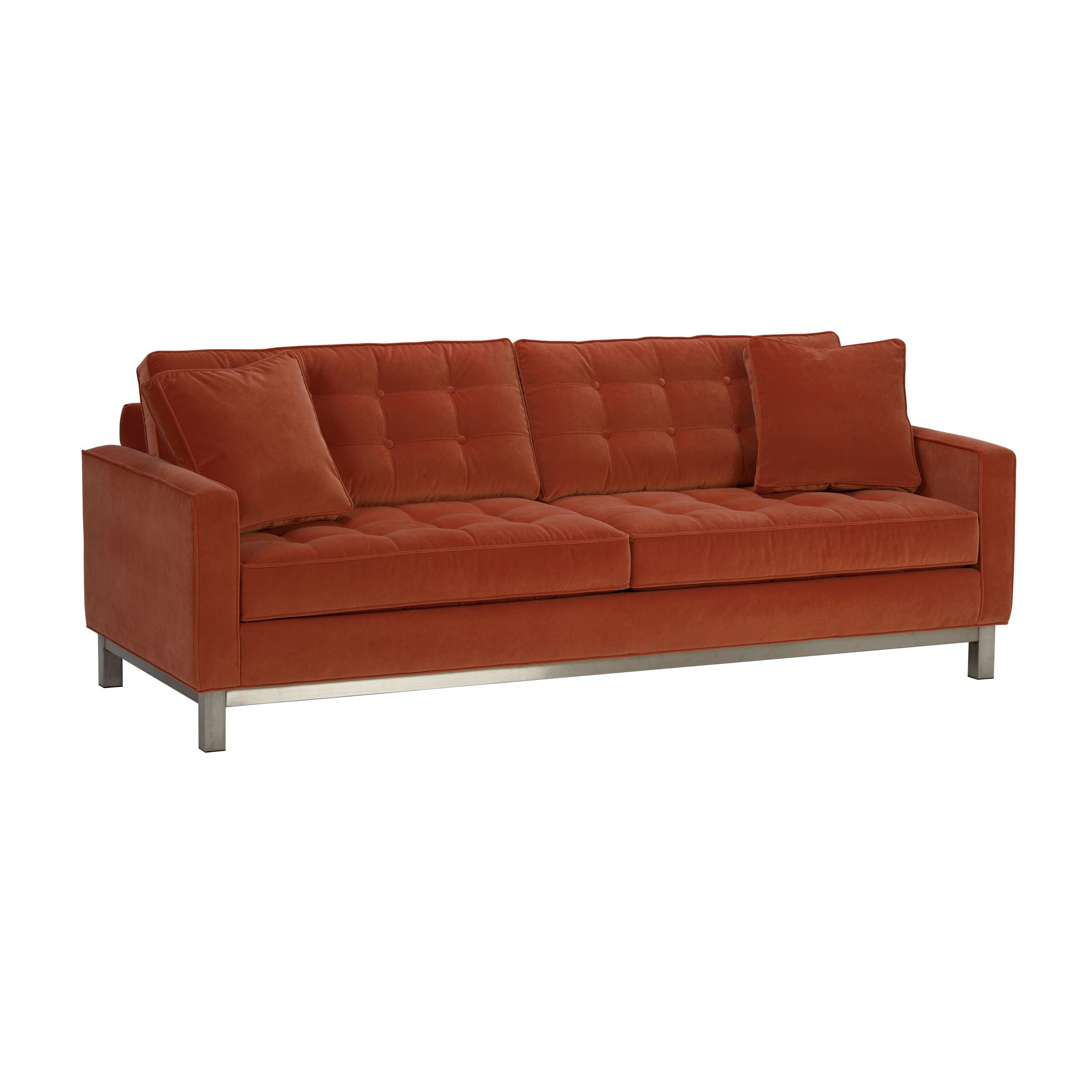 Ethan Allen s newest sofa the Melrose Ethan Allen furniture