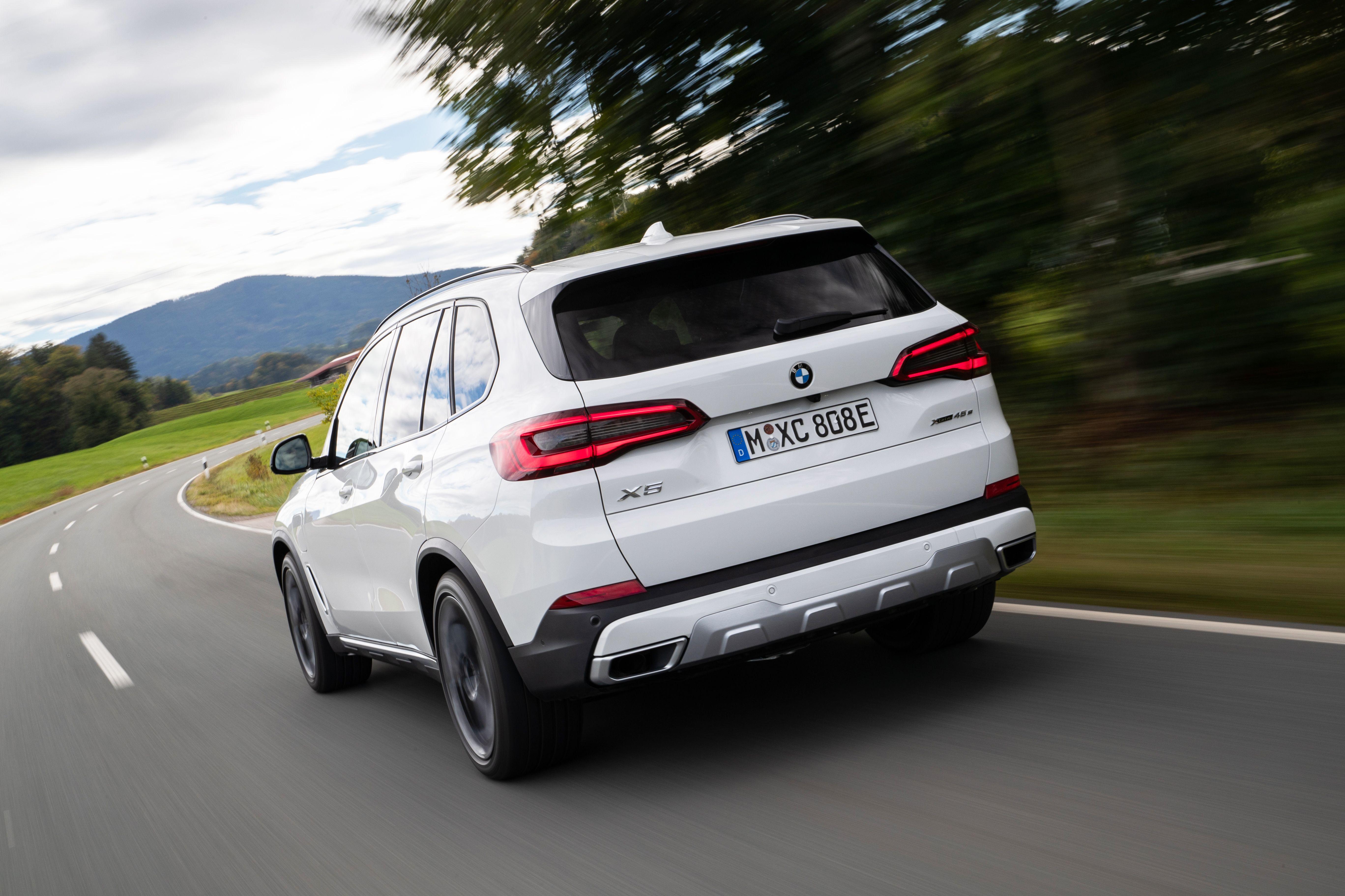 BMW G05 X5 xDrive45e SAV eDrive PluginHybrid