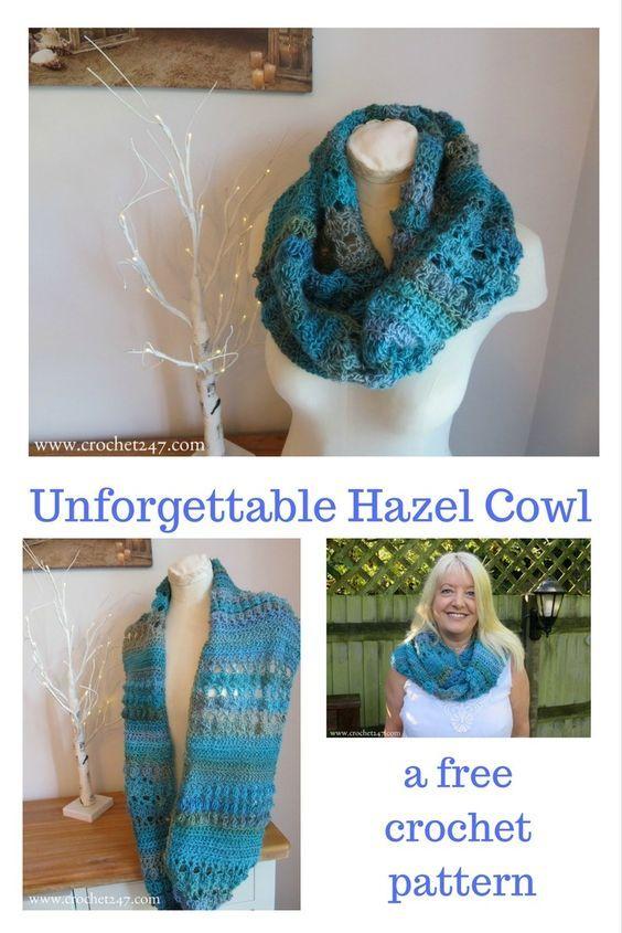 Unforgettable Hazel Cowl