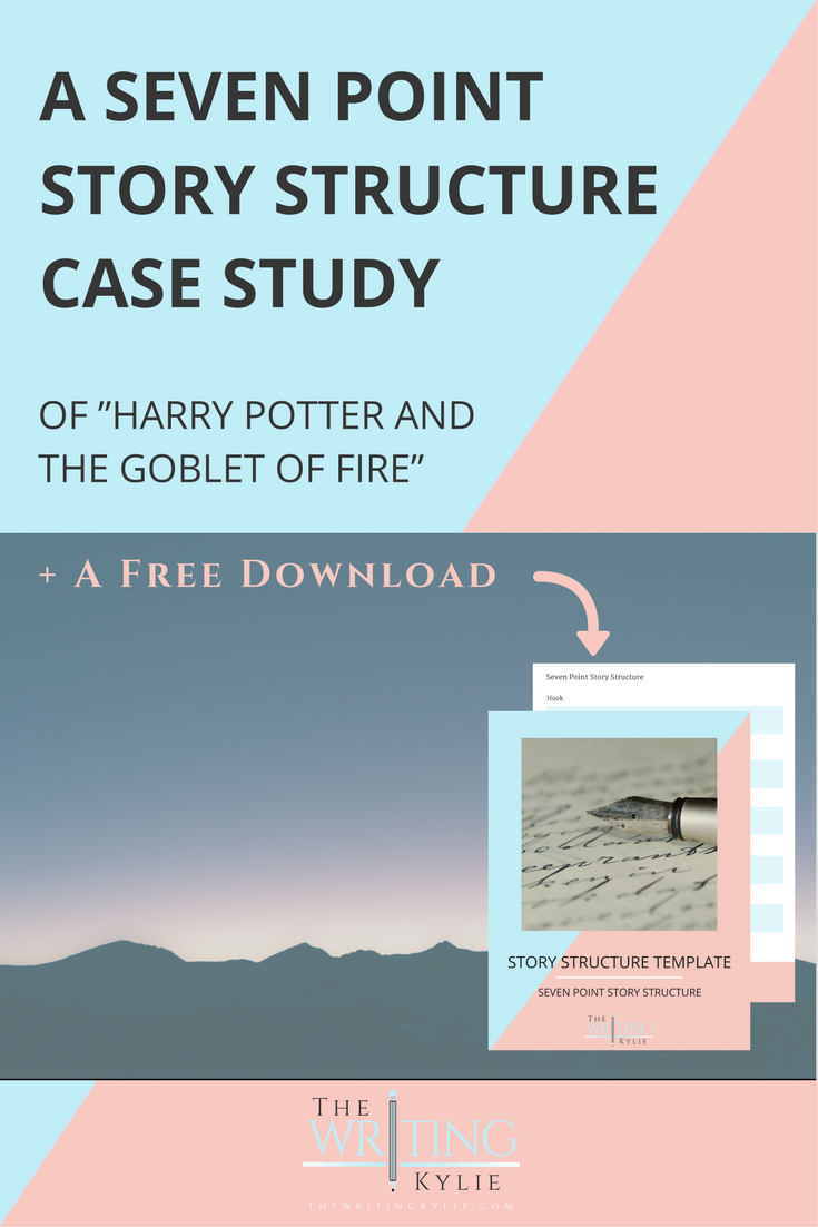 """A Seven Point Story Structure Case Study of """"Harry Potter and the ..."""