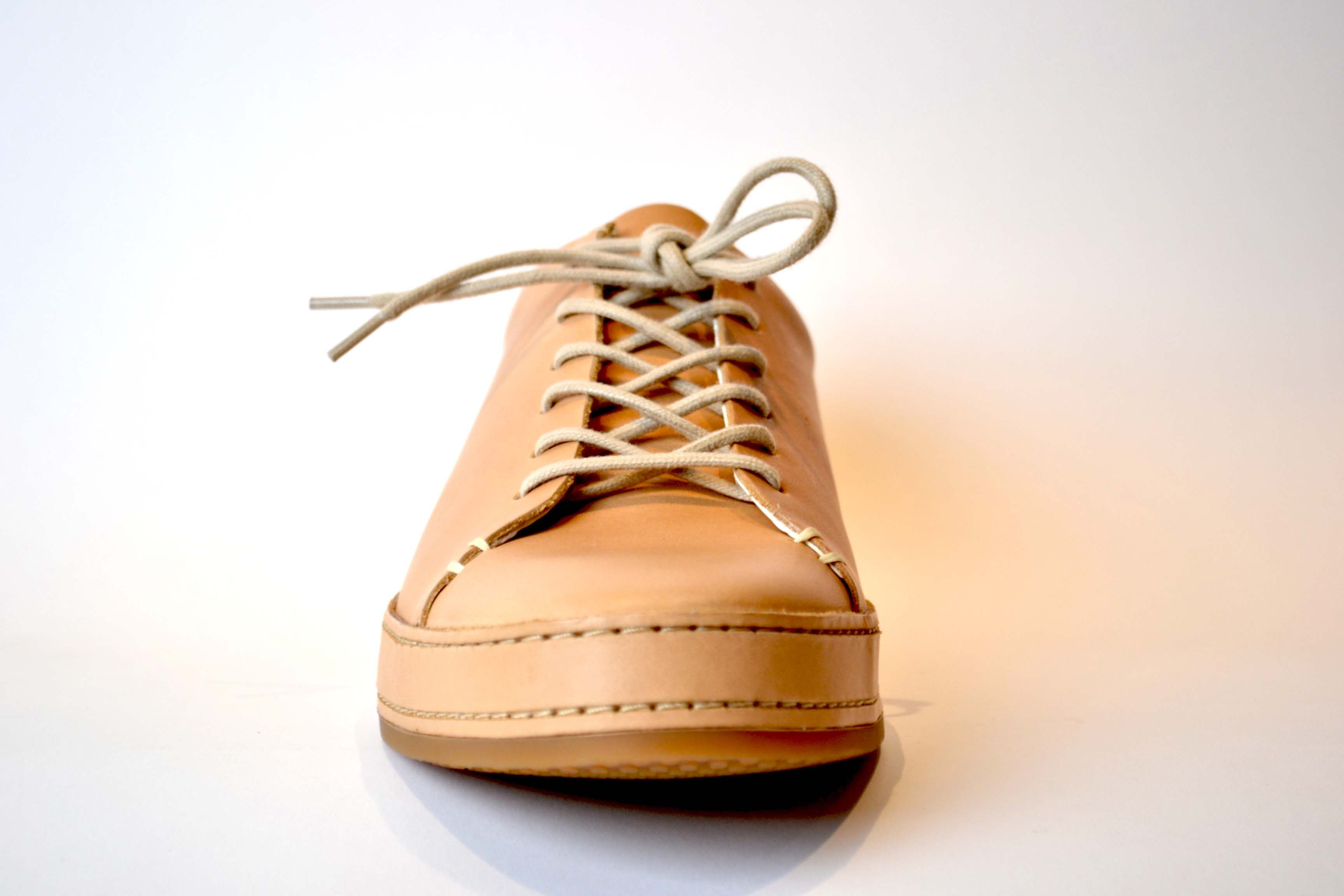 76136dd29b779c Butts and Shoulders Leather Sneakers