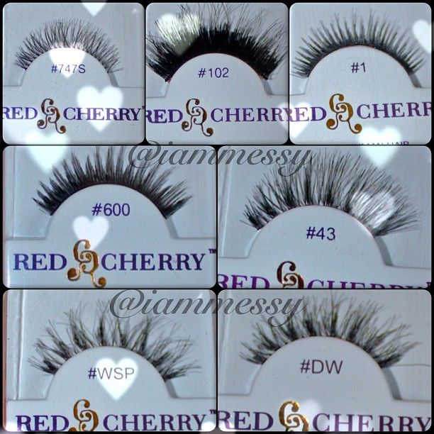 Here Are My Top 7 Redcherry Lashes I Order Them In Bulk From