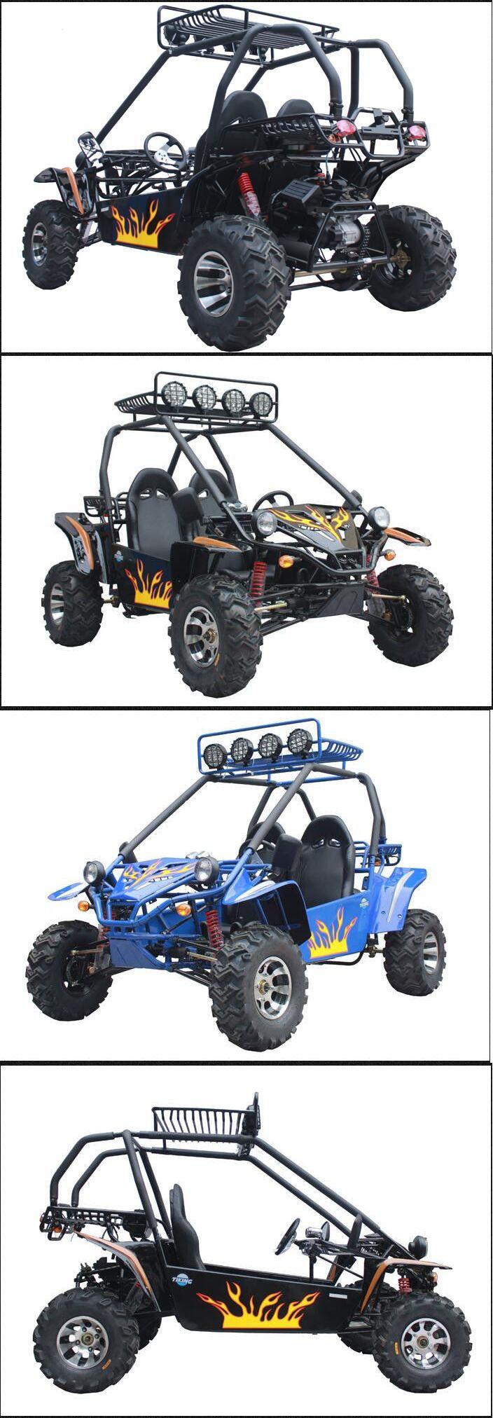 Complete Go-Karts and Frames 64656: Go Kart Dune Buggy 147Cc 2 ...