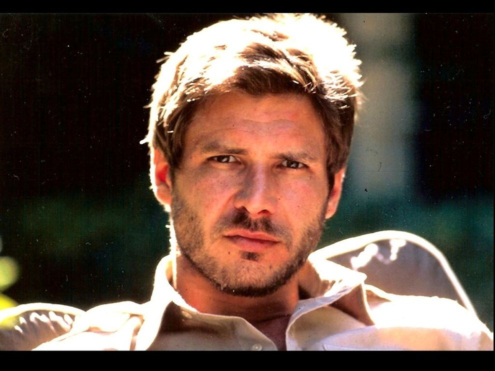 For Every Strand Of Facial Hair Young Harrison Ford Grows An