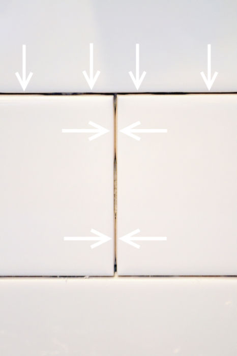 How To Add A Tile Backsplash In The Kitchen Details