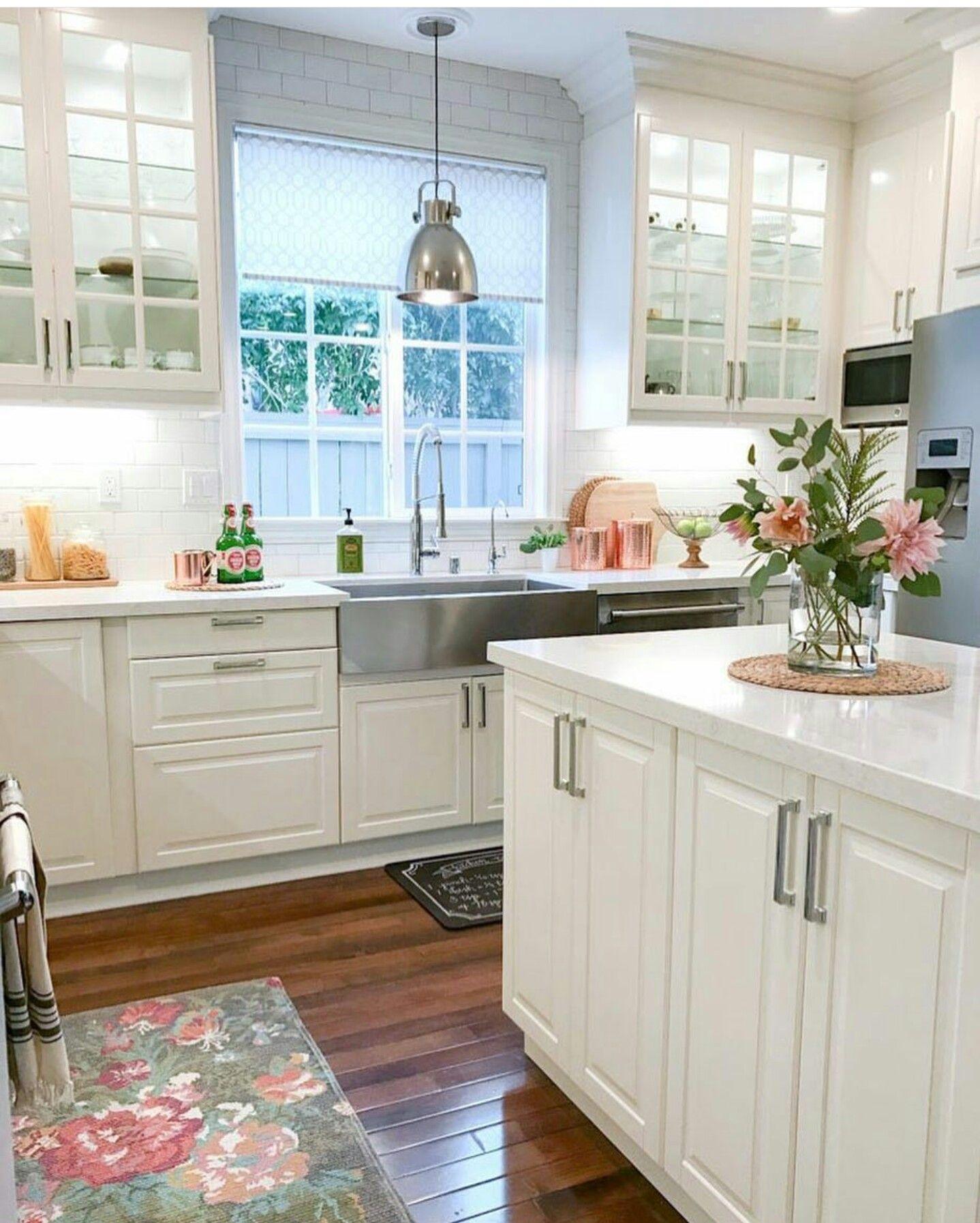 Pin de Bibi en Iluminacion | Pinterest | Cocinas, Diseño de cocina ...