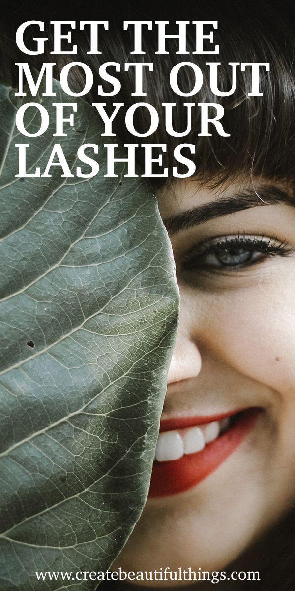 Photo of 3 Simple Steps to Irresistible Eyelashes | Createbeautifulthings