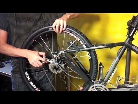 How To Change A Mountain Bike Tire And Inner Tube Mountain Bike