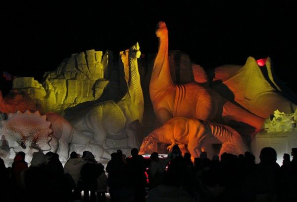 Sapporo Snow Festival, Where Ice Becomes Art