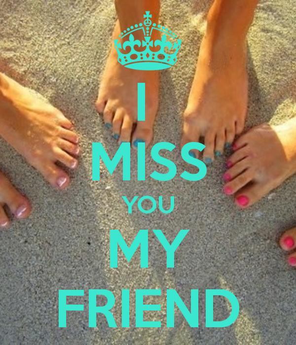 Sad I Miss You Quotes For Friends: Mobavatar.com - FRIENDSHIP