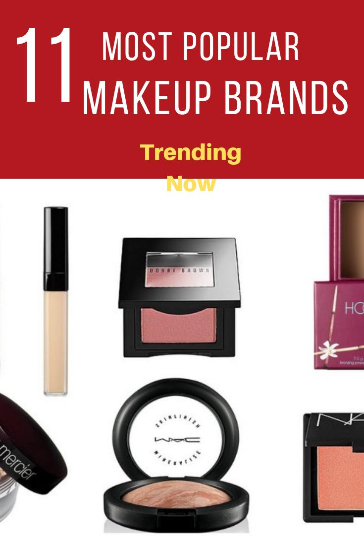 11 Best Makeup Brands In India 2020 According To Beauty Trends Trabeauli Popular Makeup Brands Best Makeup Products Best Makeup Brands