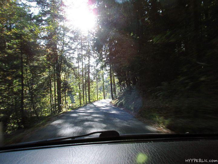 Aussichtspunkte Mit Auto