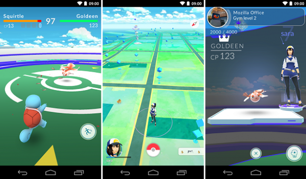 pokemon go apk download mod
