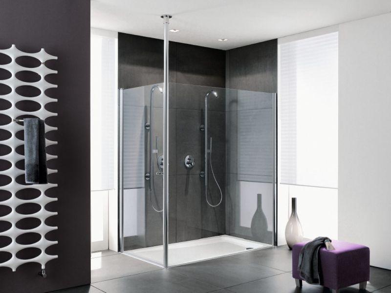 Une douche à l\u0027italienne est souvent confondue avec la douche