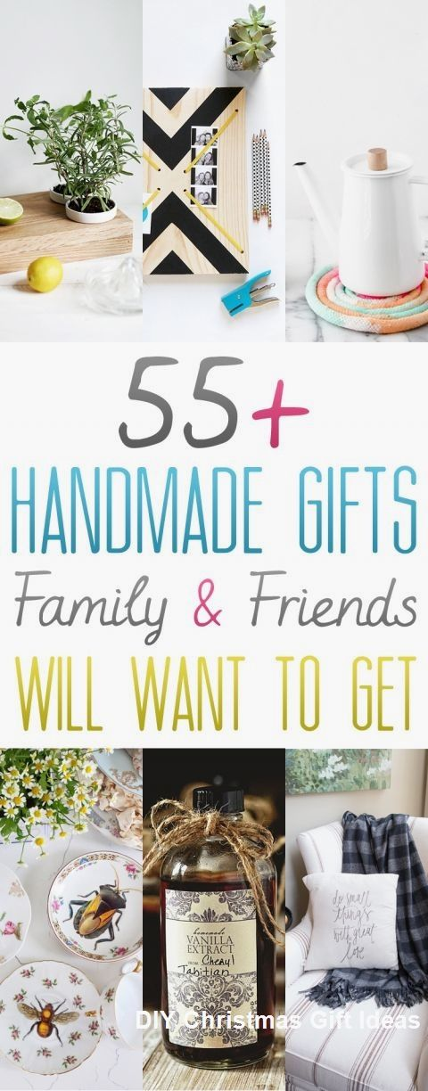 10 Fast and Cheap DIY Christmas Gifts Ideas For Family Members 1