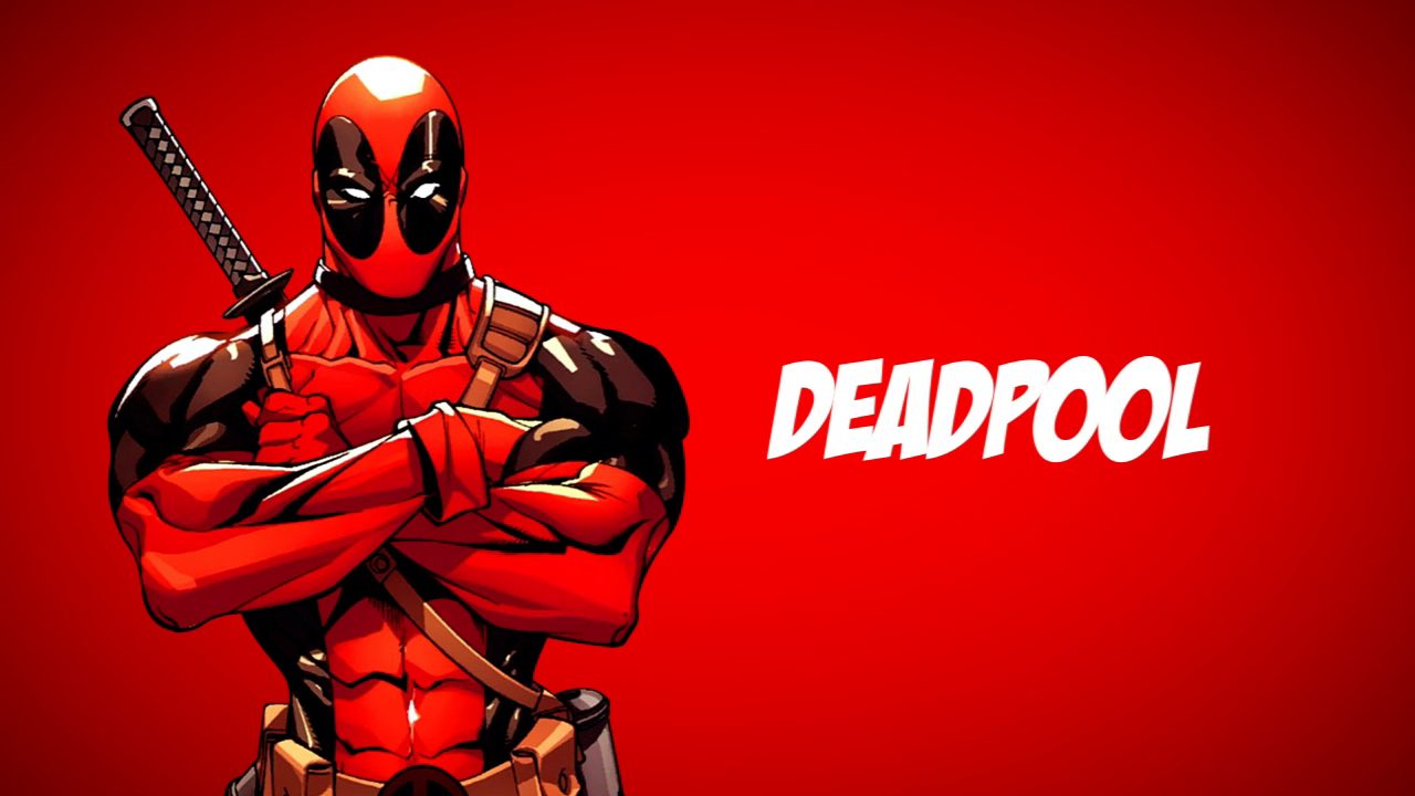 Free Download Deadpool Mercenary Game HD Wallpaper Because TheDesktop Background Image For Yourportable Computer Macintosh Or Pc