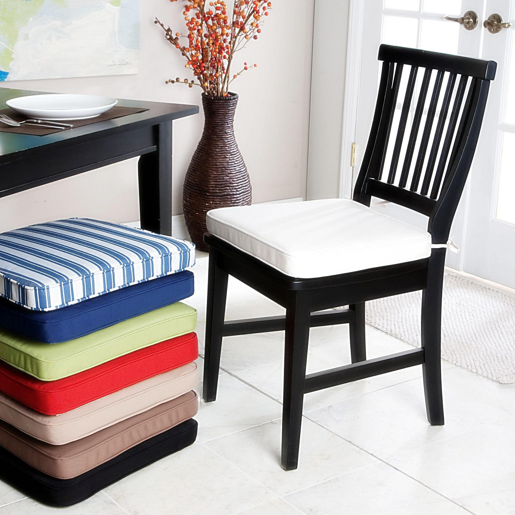 Pier 1 Dining Room Chair Cushions