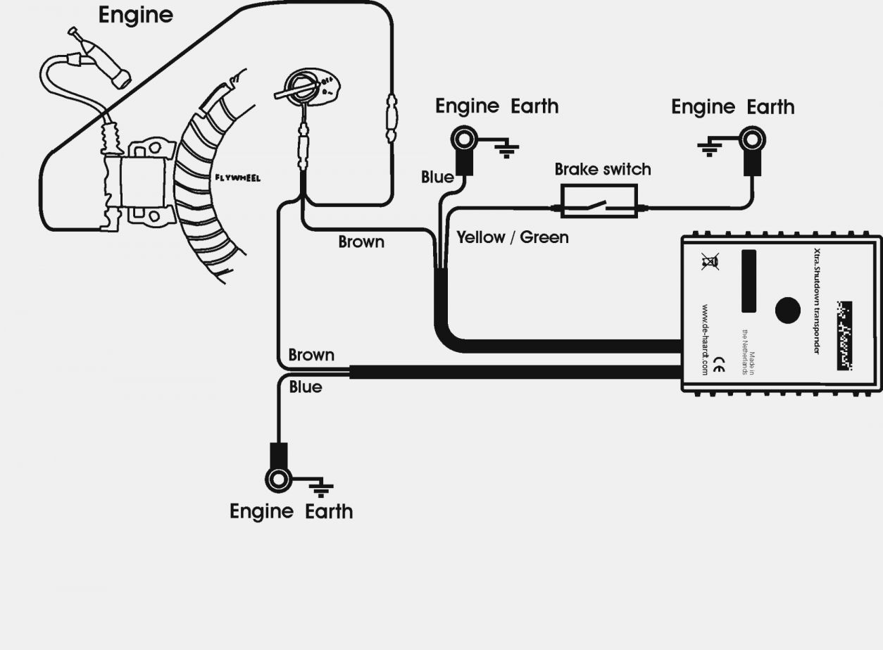 12 Honda Gx160 Electric Start Wiring Diagram