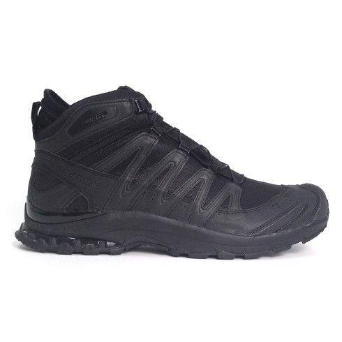 finest selection 7e749 4be55 Salomon XA Pro Mid GTX Blackout - Footwear - Tactical ...