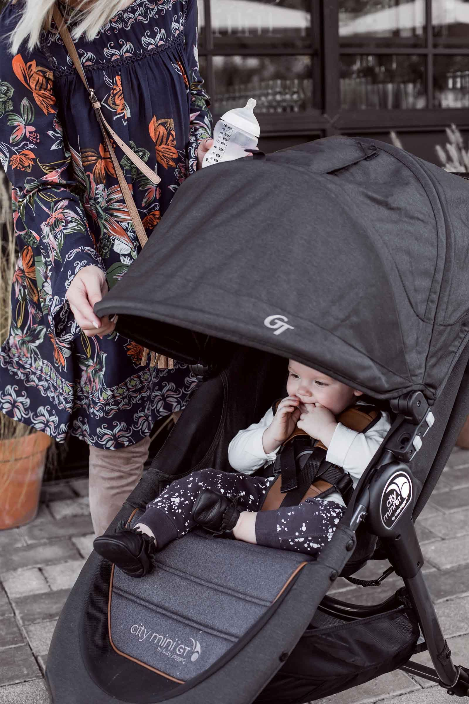 Baby Jogger City Mini Gt Anniversary Stroller Review Uptown With