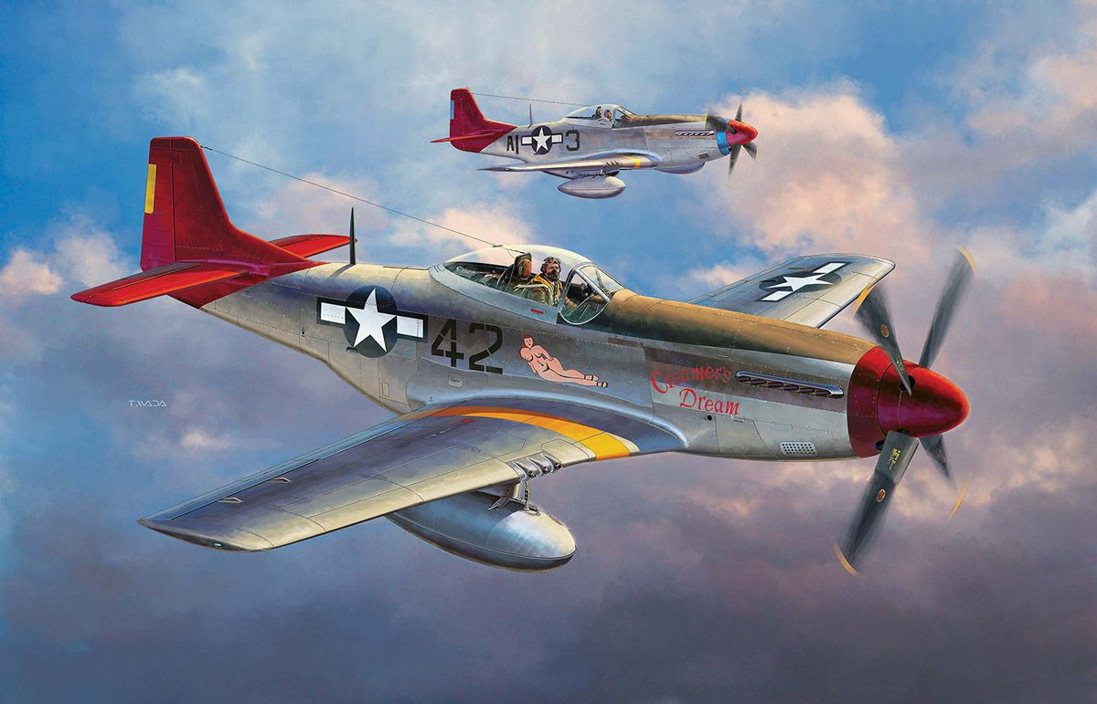 "Aircraft Type North American B25 Mitchell ""Miss Mitchell"