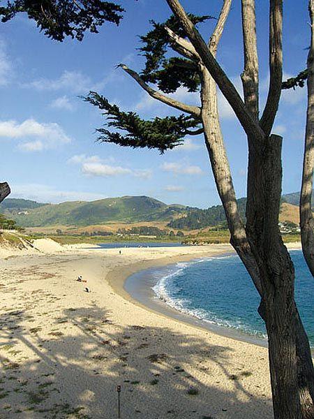 Beautiful Carmel, CA My favorite Sunday walk