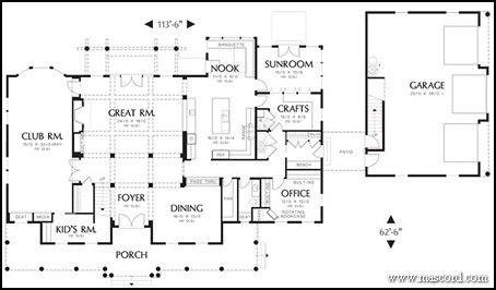 top 3 multigenerational house plans build a multigenerational home