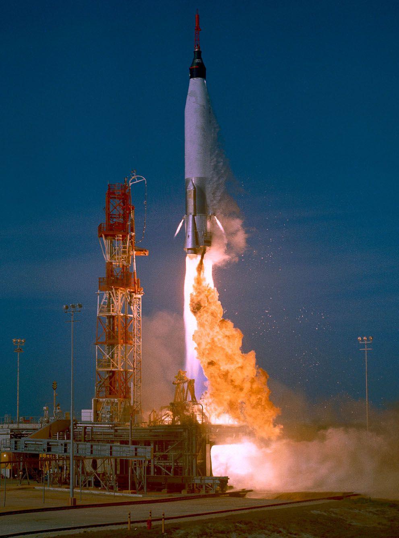 Glenn Launch Highlighted Changing World   NASA