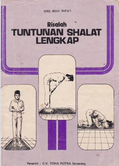 Ebook Klasik 1976 Risalah Tuntunan Shalat Lengkap Terjual 50 Juta Eksemplar Klasik Membaca Buku Buku Keagamaan