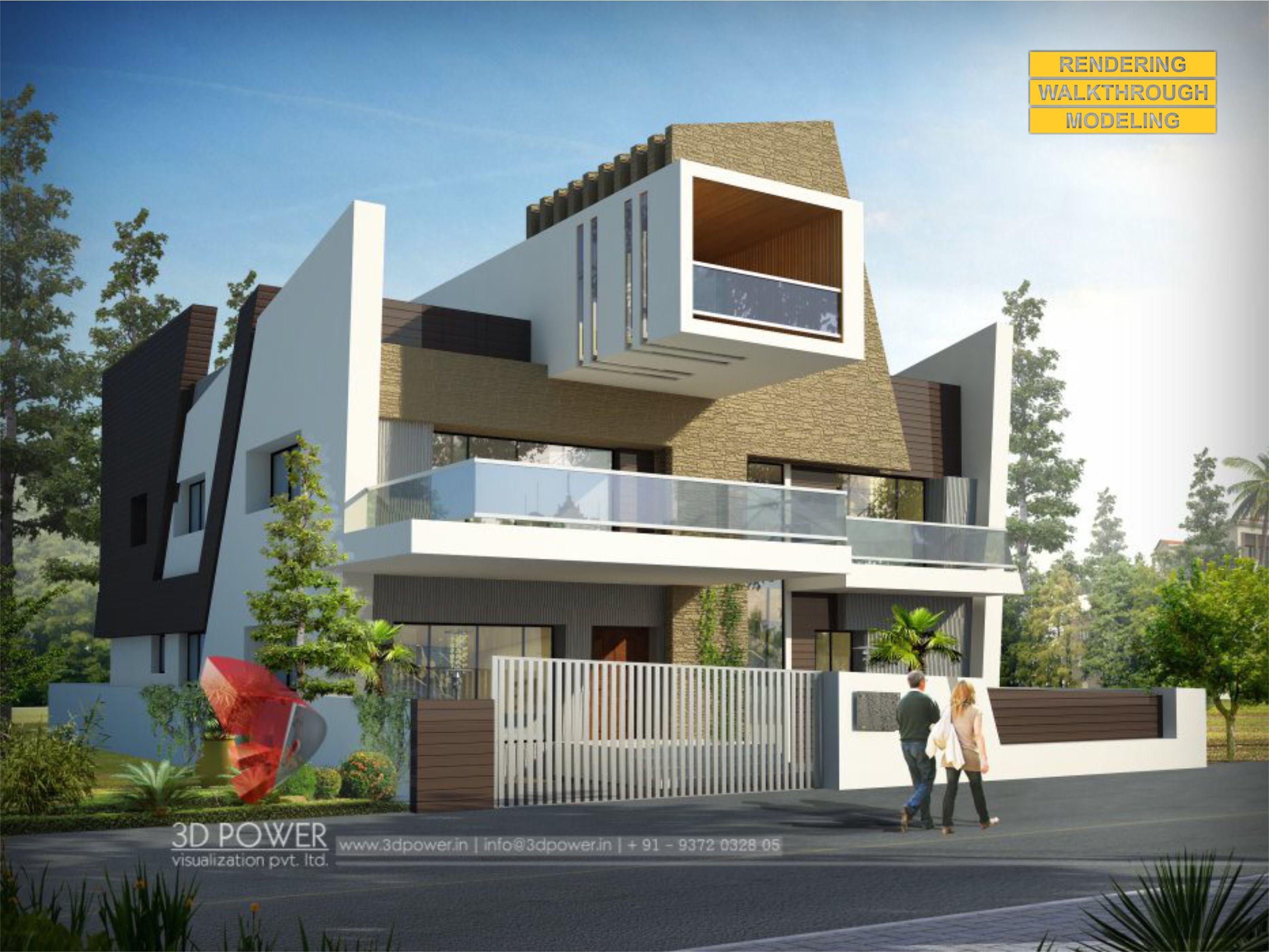House Modern BungalowTerrace DesignHouse