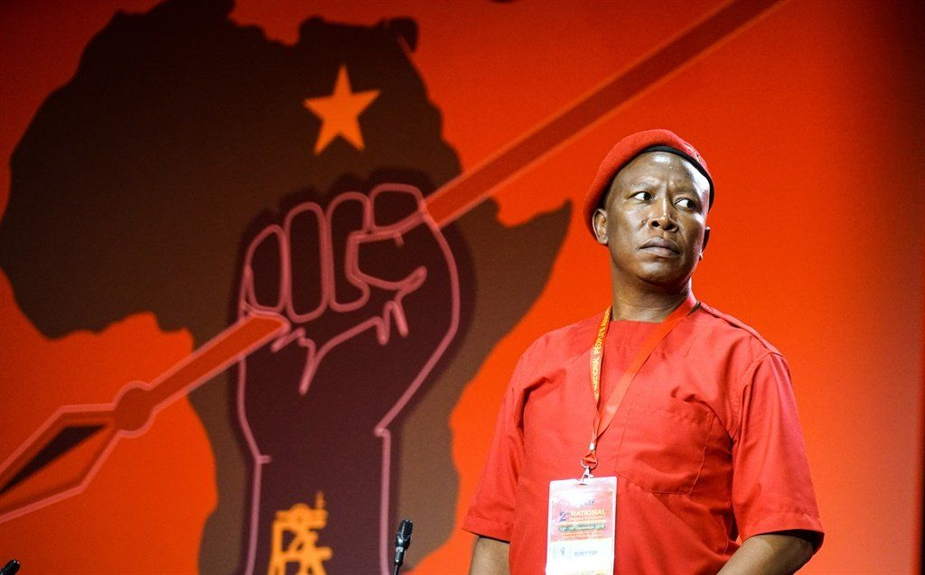 Breaking warrant of arrest issued for julius malema for