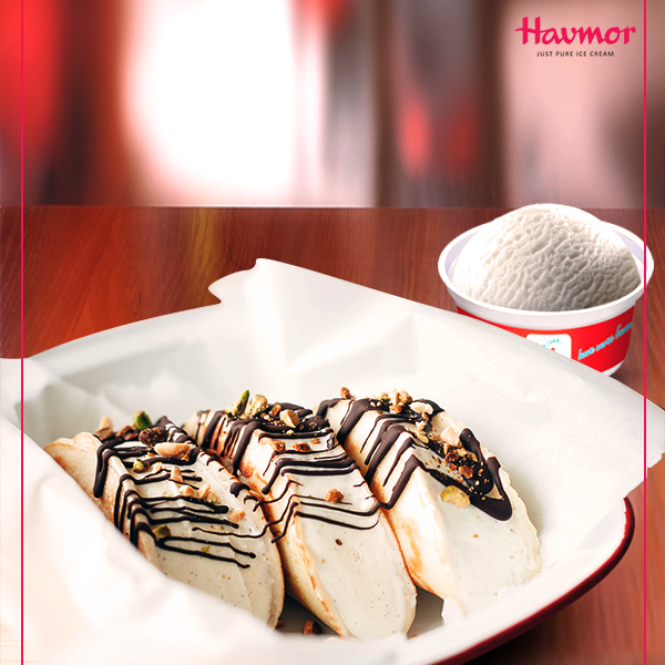 Add A Crunchy Twist To Your Favourite Dessert By Packing