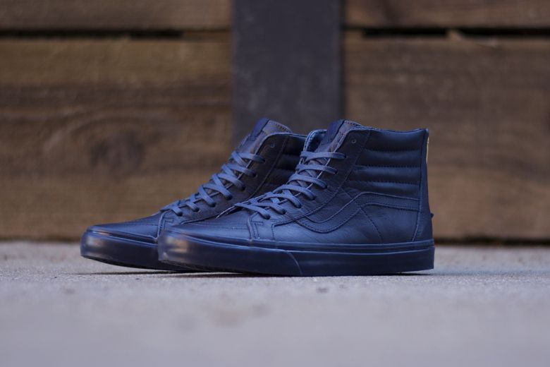 Bows & Arrows x Vans California Zip CA Boot Leather Collection