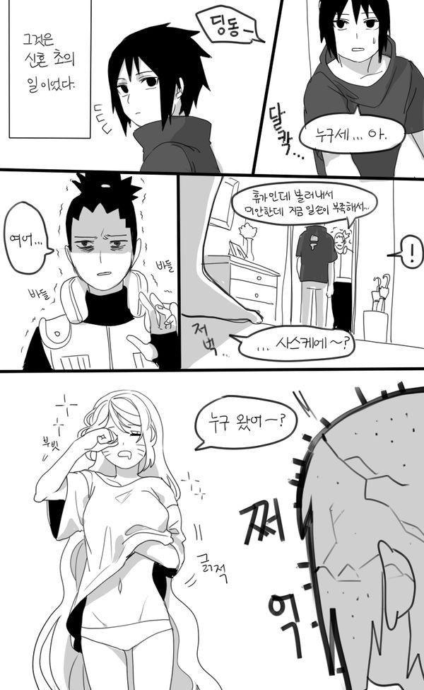 Obrazki Z Naruto - 😶