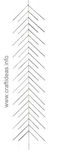 braided greeting card templates google search card patterns