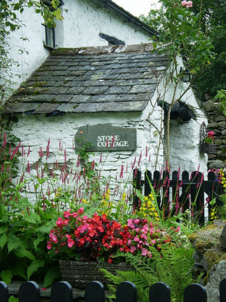 jardin de cottage