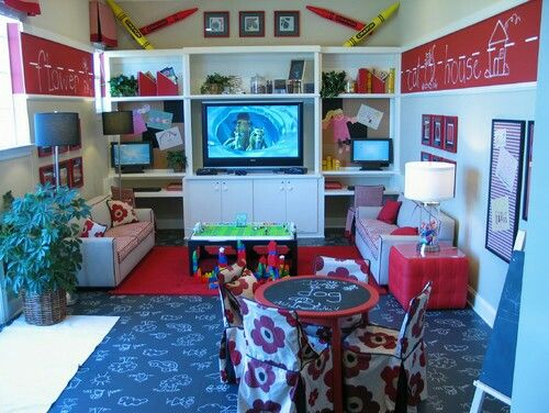 This Is The Inspiration Room For Our Playroom A Multi Age