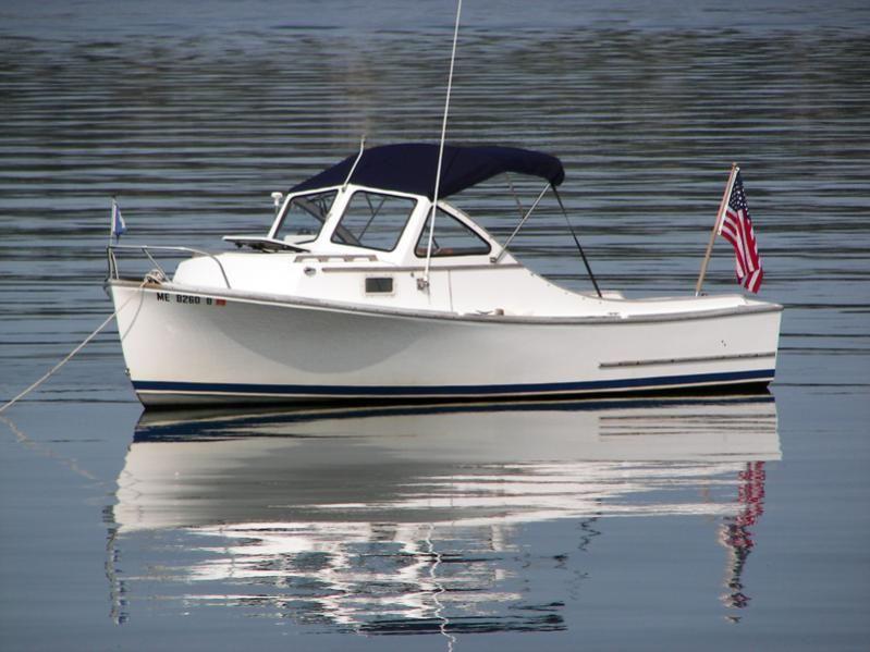 22 Sisu Refit Project Page 6 Downeast Boat Forum Boat Design
